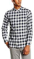 Dockers Wrinkle Twill Regular Fit Long Sleeve Casual Shirt