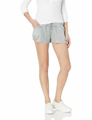 RVCA Women's Whisper Fleece Short