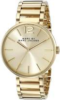 Marc by Marc Jacobs Women's Peggy MBM3401 Stainless-Steel Quartz Watch