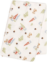 TREND LAB, LLC Trend Lab Forest Gnome Deluxe Swaddle Blanket