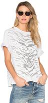 Golden Goose Deluxe Brand Indiana T Shirt in Light Gray