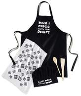 Cooksmart Don't Mess With The Chef Mens Set