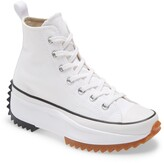 Converse Chuck Taylor(R) All Star(R) Run Star Hike High Top Platform Sneaker