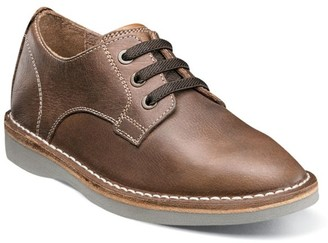Florsheim Boy's Navigator Plain-Toe Dress Shoes