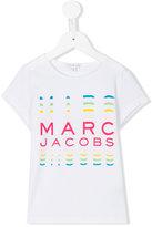 Little Marc Jacobs logo T-shirt