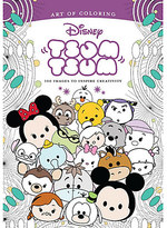 Disney ''Tsum Tsum'' Art of Coloring Book