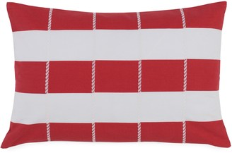 Southern Tide Sullivan Rugby Stripe Throw Pillow