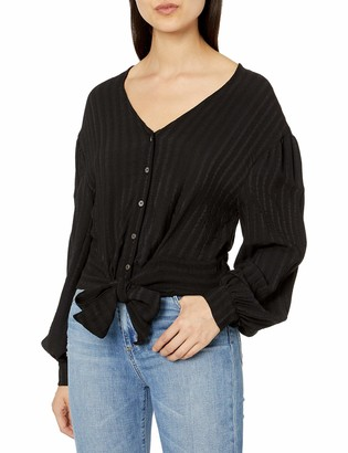 ASTR the Label Women's Blouse