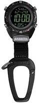 Dakota Men's Digital Clip Watch - Black