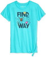 Disney Moana Graphic-Print T-Shirt, Big Girls (7-16)