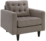Modway Empress Upholstered Armchair