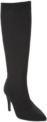 Mia Stiletto Heel Tall Boots - Meredith
