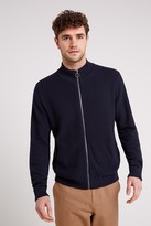 HYMN Sports' Day Textured Knit Track Jacket