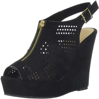 Qupid Women's Bootie Ankle Boot