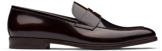 Prada Penny Slot Loafers