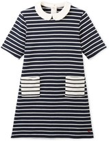 Petit Bateau Girls nautical dress