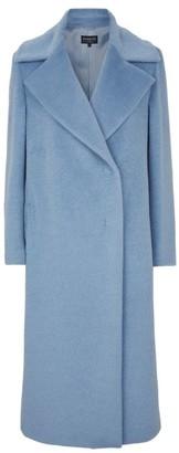 Harrods Alpaca-Wool Coat
