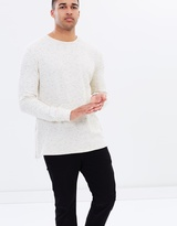King Apparel Thread Crew-Neck Sweater