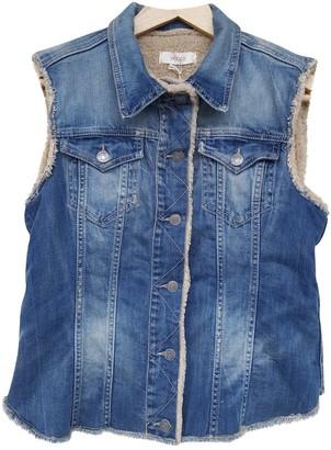 Vicolo Blue Cotton Knitwear for Women