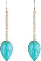 Alexis Bittar Crystal Encrusted Drop Earring