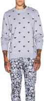 Kenzo Icons all Over Eye Print Sweatshirt
