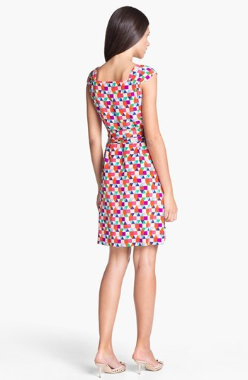 Kate Spade 'cathleen' Silk Wrap Dress