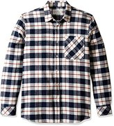 Rip Curl Men's Countdown Long Sleeve Flannel Shirt