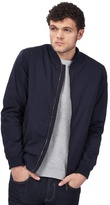 Red Herring Big And Tall Navy Bomber Jacket