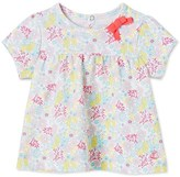 Petit Bateau Baby girls printed tee