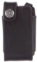 Chrome Hearts Leather Phone Case