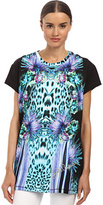 Just Cavalli S04GC0177N20861 Women's T Shirt