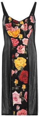 Dolce & Gabbana Knee-length dress