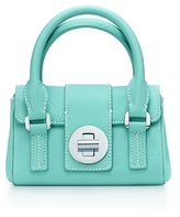 Tiffany & Co. Manhattan satchel