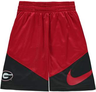 Nike Youth Red Georgia Bulldogs Classic Performance Shorts