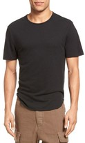 Vince Men's Raw Hem T-Shirt