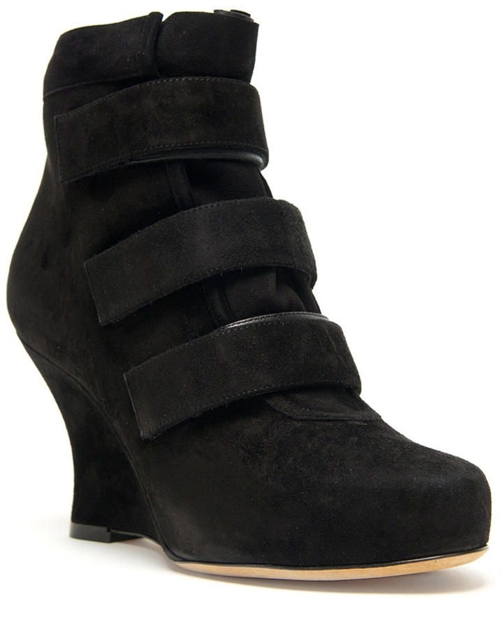 Tabitha Simmons 'Amber' wedge bootie