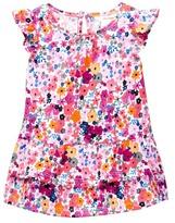 Joe Fresh Allover Floral Print Dress (Baby Girls)