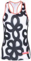 adidas by Stella McCartney Stella McCartney graphic floral print performance tank
