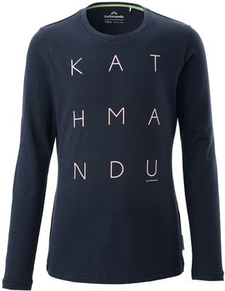 Kathmandu Girls Long Sleeve T-Shirt