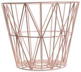 ferm LIVING Small Wire Basket