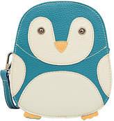 Mellow World Blue Penguin Crossbody Bag - Girls