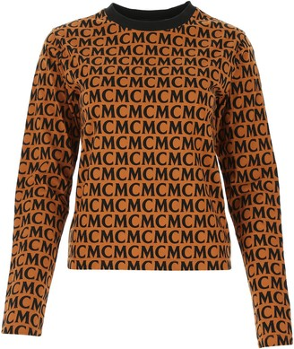MCM Logo Printed T-Shirt