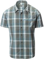 Shimano Transit Check Button Up Short-Sleeve Shirt