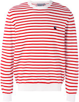 Carhartt striped sweatshirt - men - Cotton/Acrylic - L