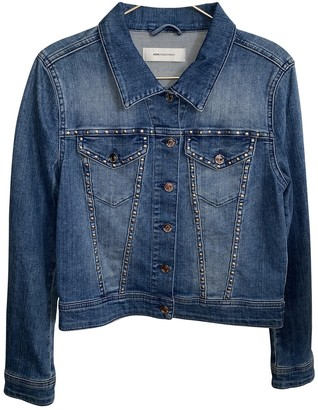 Ash Blue Denim - Jeans Jacket for Women