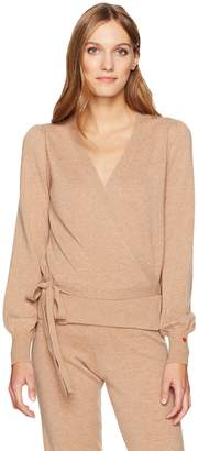 Dear Drew By Drew Barrymore Dear Drew by Drew Barrymore Women's Weekend Cashmere Wrap Top