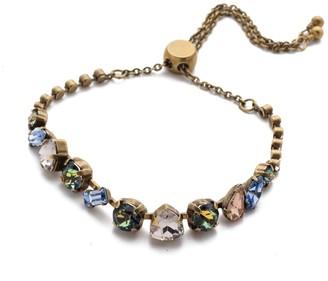 Sorrelli Cherished Slider Bracelet - Antique Gold Finish