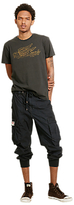 Denim & Supply Ralph Lauren Crew Neck T-shirt, Faded Black Can