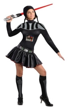 BuySeasons BuySeason Women's Star Wars Female Darth Vader Costume
