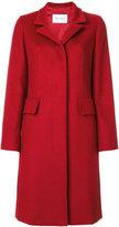 Max Mara flap pockets midi coat